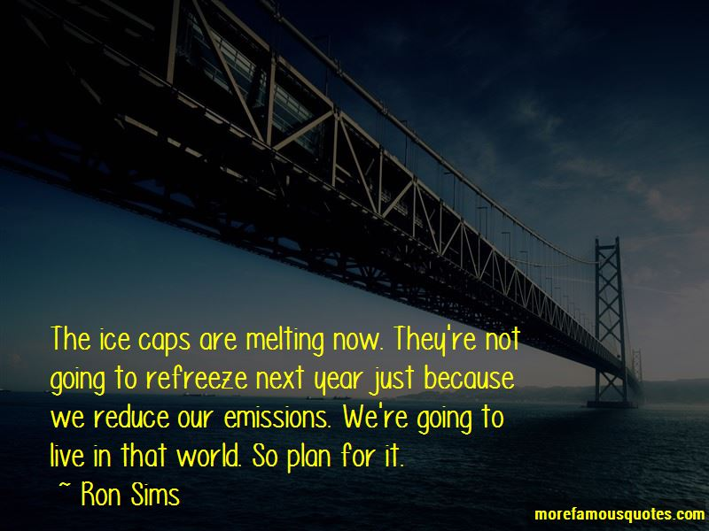 Ron Sims Quotes