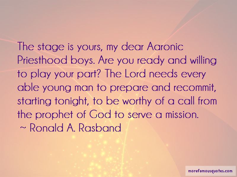 Ronald A. Rasband Quotes Pictures 3