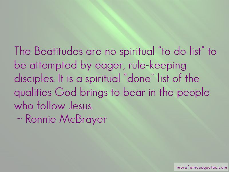 Ronnie McBrayer Quotes Pictures 2