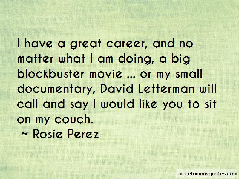 Rosie Perez Quotes Pictures 4