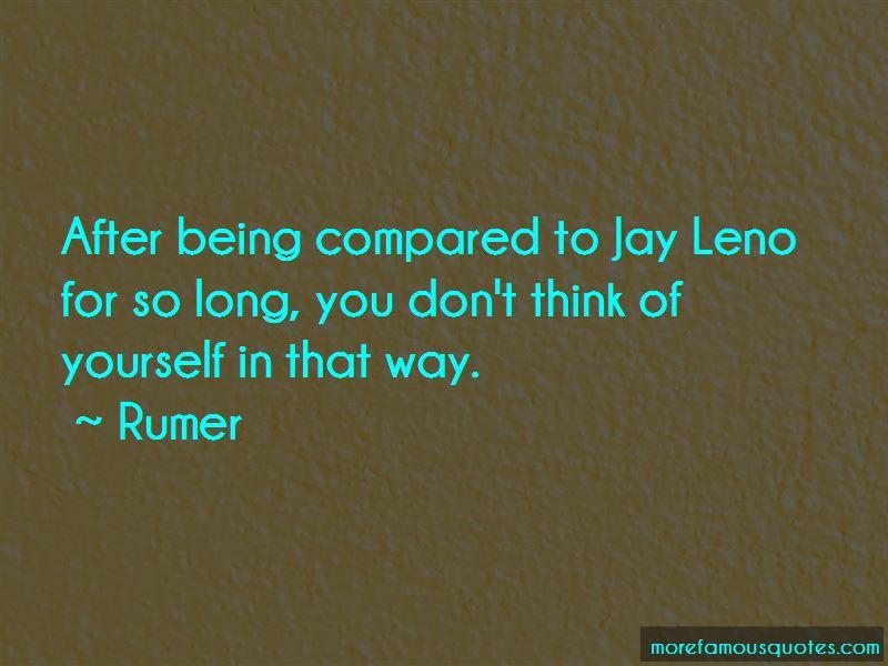 Rumer Quotes