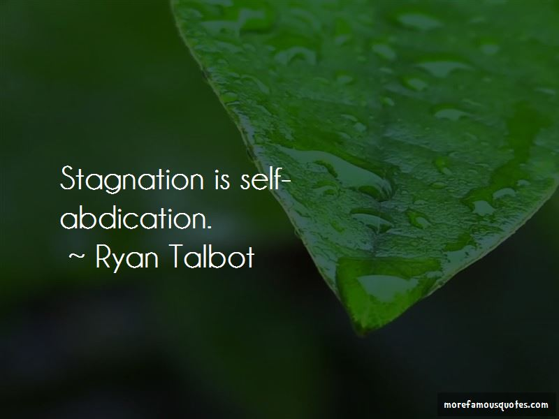 Ryan Talbot Quotes