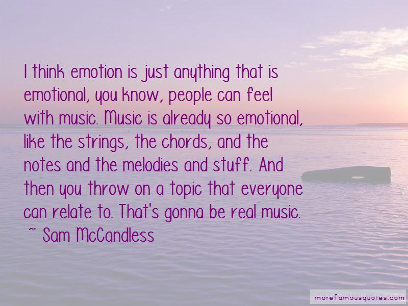 Sam McCandless Quotes Pictures 3