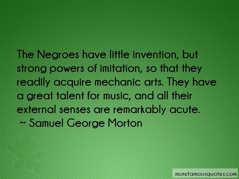 Samuel George Morton Quotes Pictures 4