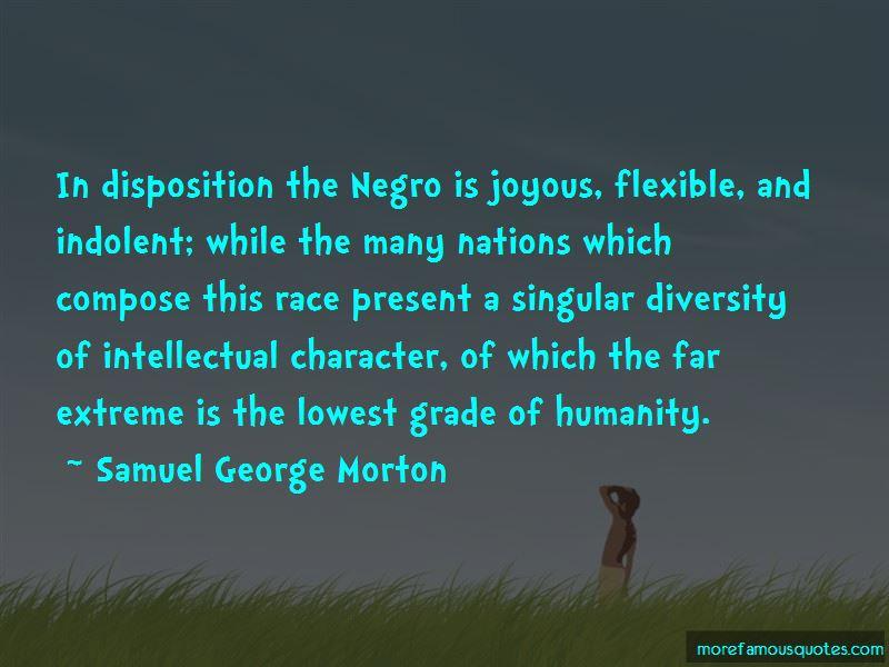 Samuel George Morton Quotes