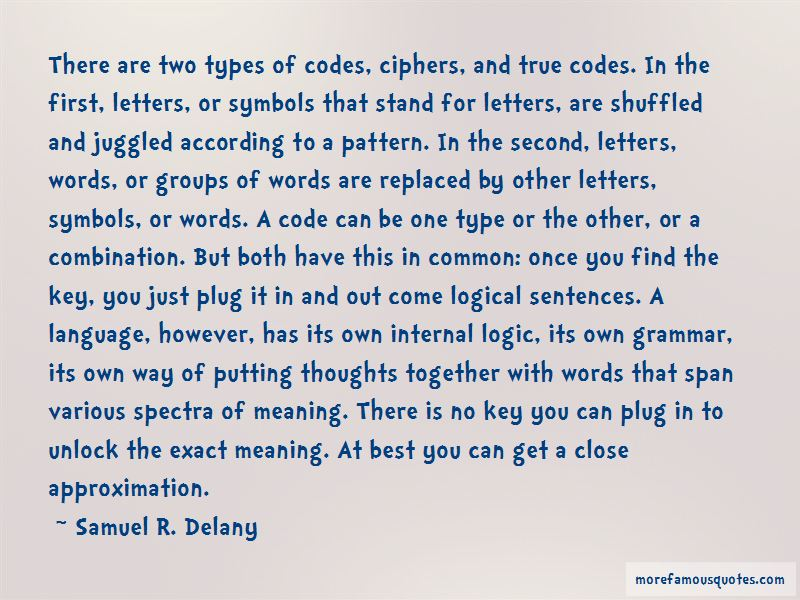 Samuel R. Delany Quotes Pictures 2