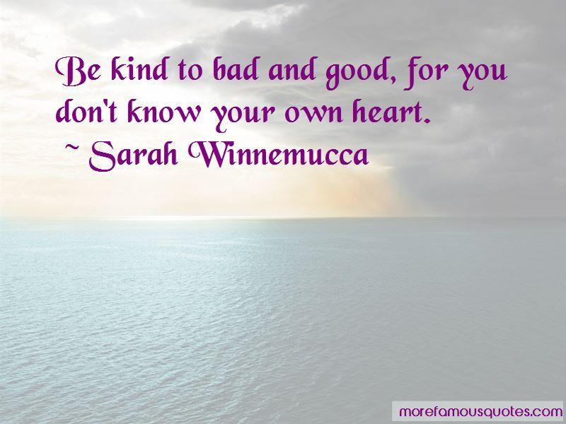 Sarah Winnemucca Quotes Pictures 4