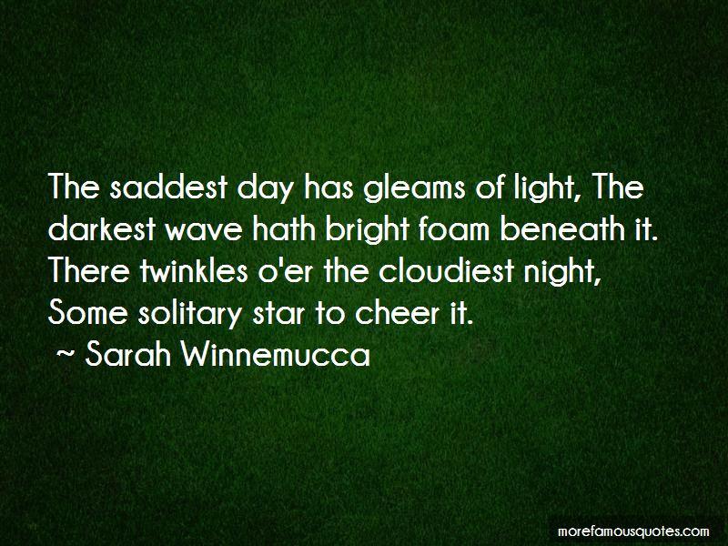 Sarah Winnemucca Quotes