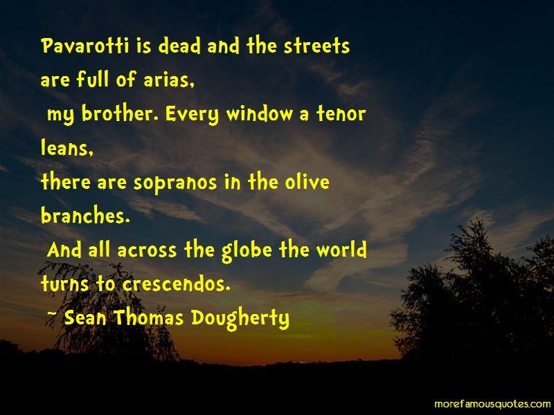 Sean Thomas Dougherty Quotes Pictures 2