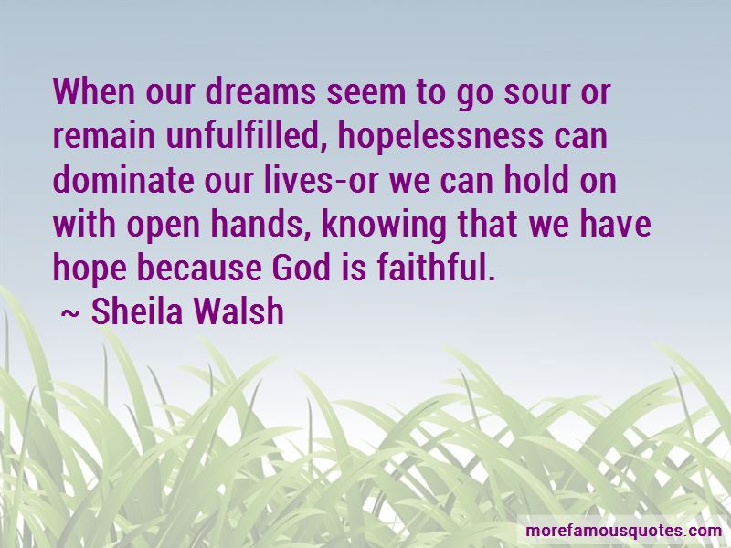 Sheila Walsh Quotes Pictures 4