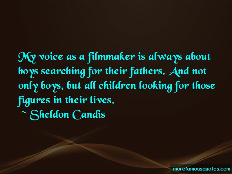 Sheldon Candis Quotes Pictures 2