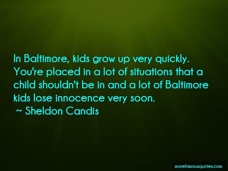 Sheldon Candis Quotes Pictures 3