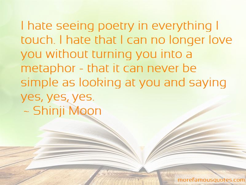 Shinji Moon Quotes Pictures 2