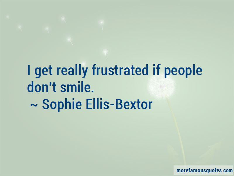 Sophie Ellis-Bextor Quotes Pictures 2