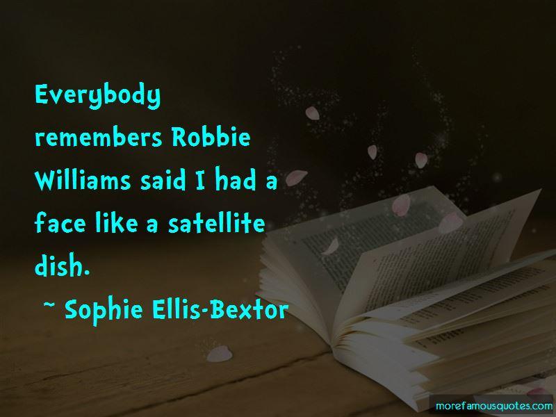 Sophie Ellis-Bextor Quotes