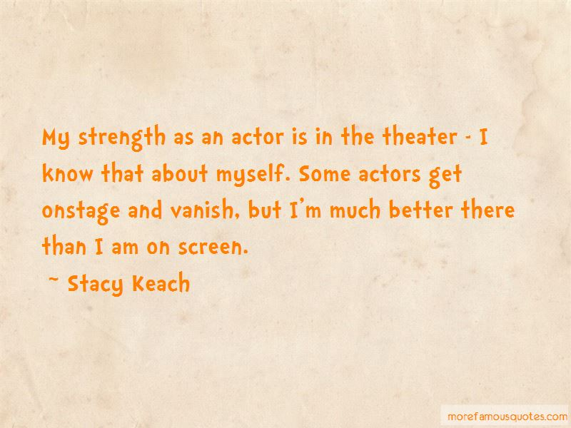 Stacy Keach Quotes Pictures 2