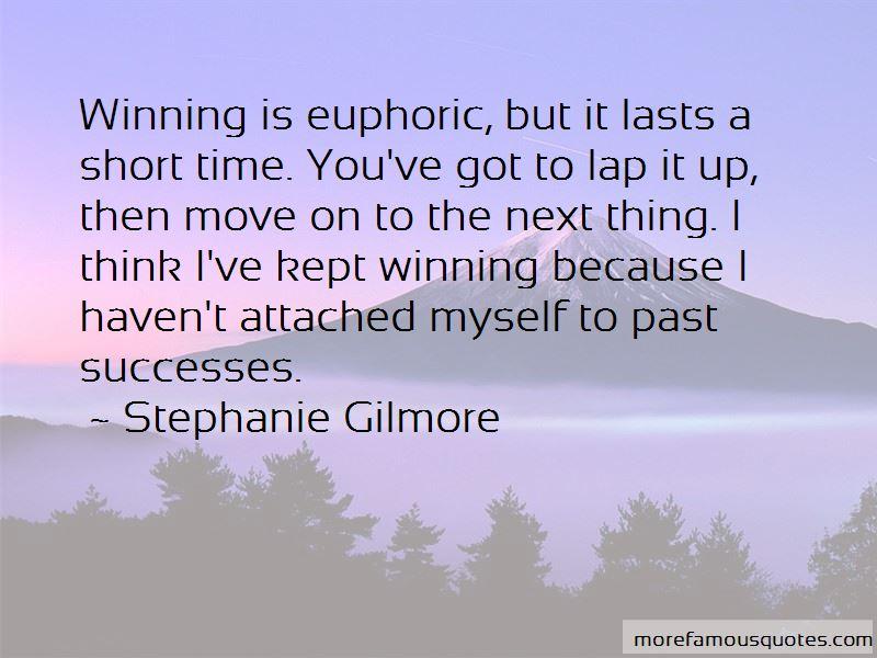 Stephanie Gilmore Quotes