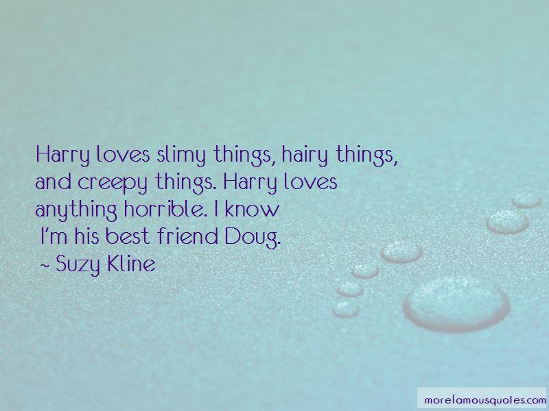 Suzy Kline Quotes Pictures 4