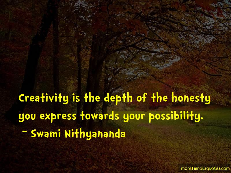 Swami Nithyananda Quotes Top 9 Famous Quotes By Swami