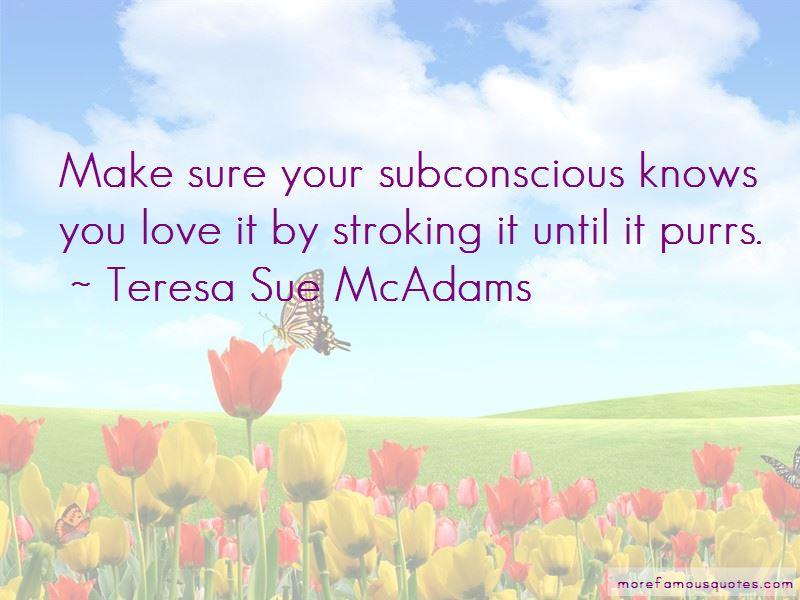 Teresa Sue McAdams Quotes Pictures 2