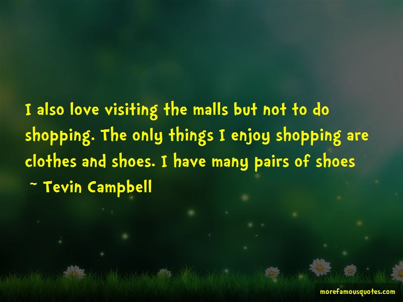 Tevin Campbell Quotes