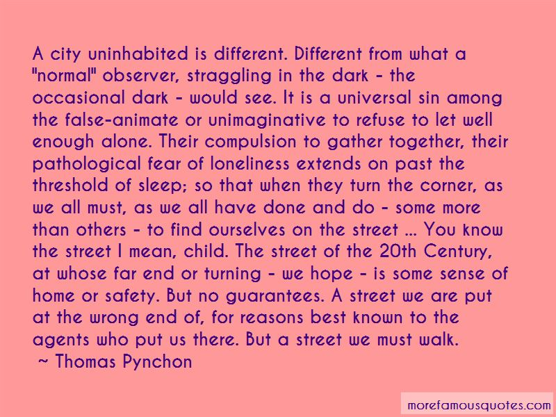 Thomas Pynchon Quotes Pictures 2