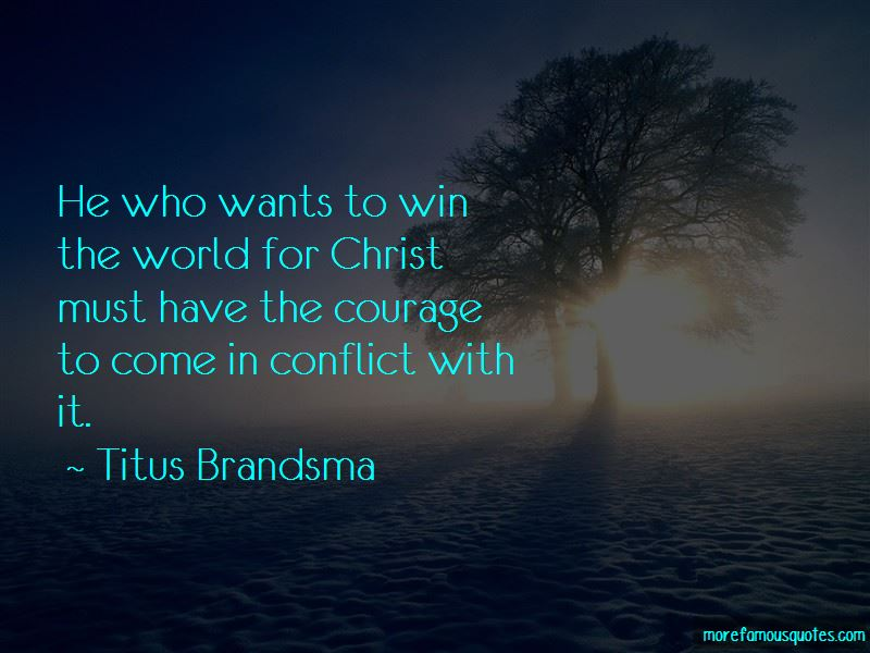 Titus Brandsma Quotes