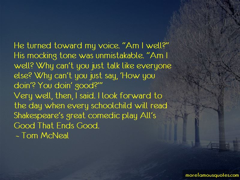 Tom McNeal Quotes Pictures 3