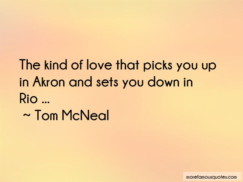 Tom McNeal Quotes Pictures 4