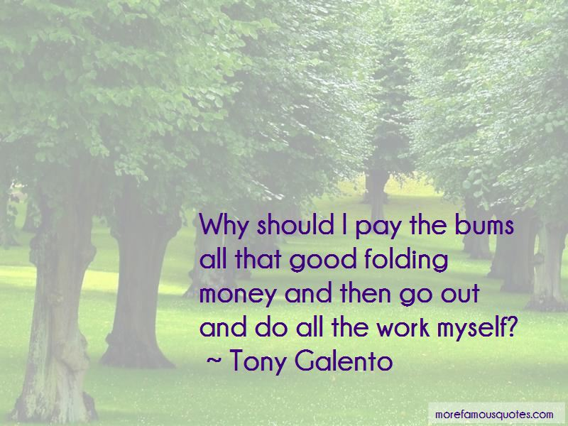 Tony Galento Quotes