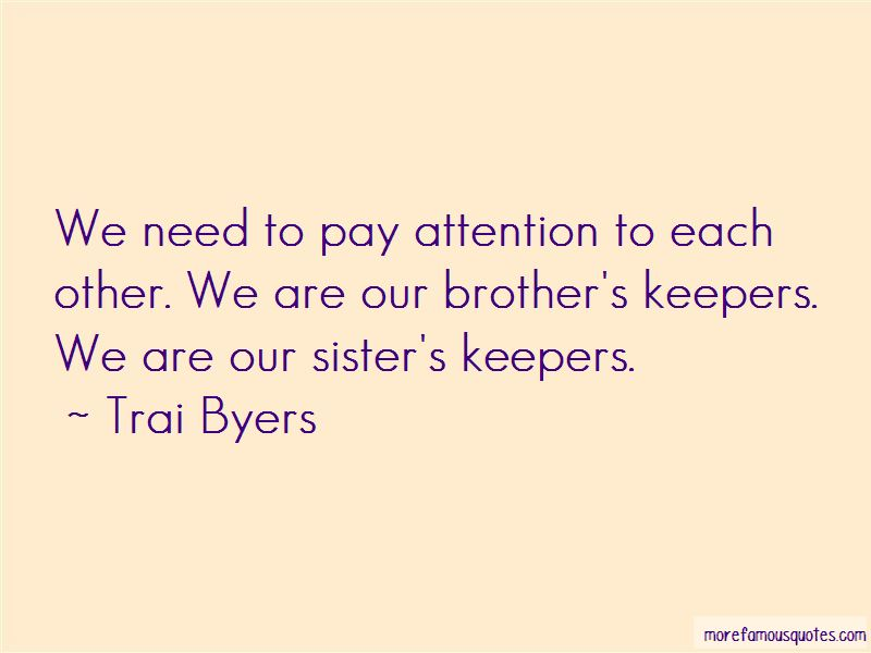 Trai Byers Quotes Pictures 2