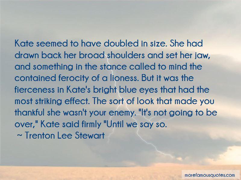 Trenton Lee Stewart Quotes Pictures 3