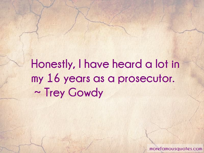Trey Gowdy Quotes Pictures 3