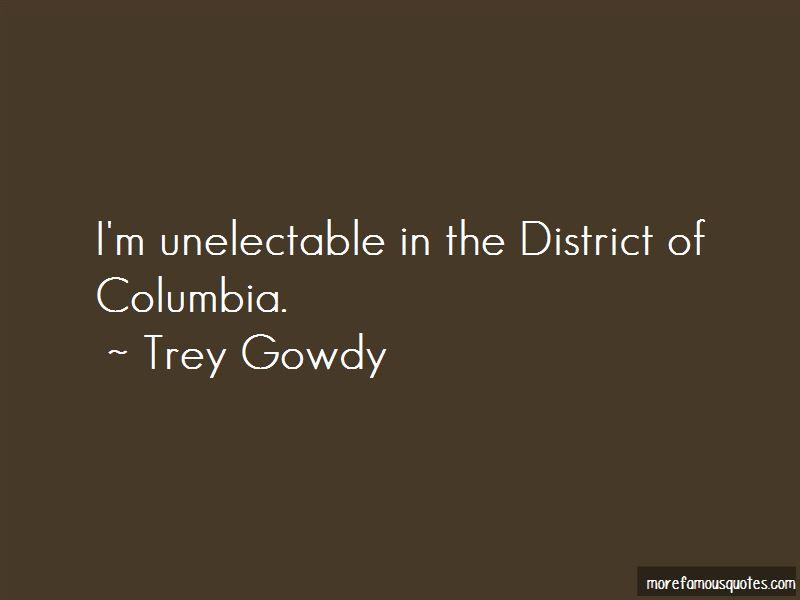 Trey Gowdy Quotes