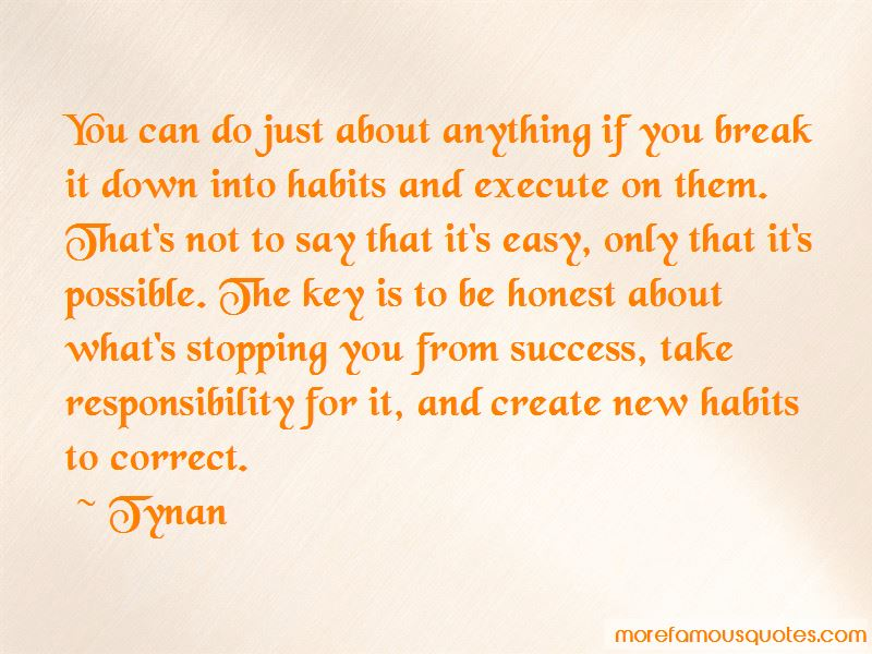 Tynan Quotes Pictures 3
