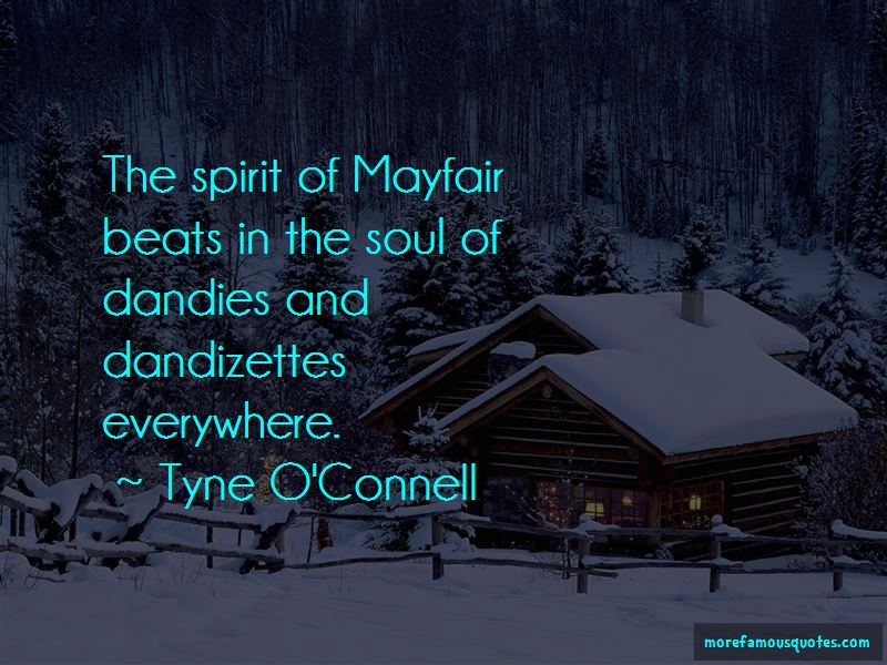 Tyne O'Connell Quotes