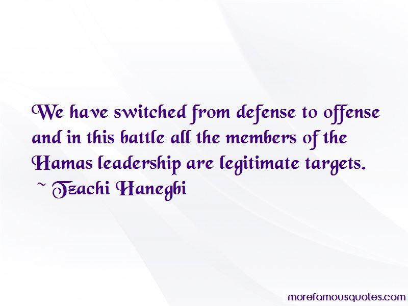 Tzachi Hanegbi Quotes Pictures 2