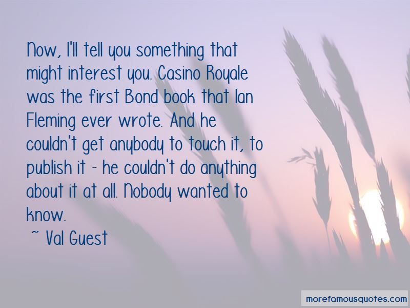 Val Guest Quotes Pictures 3