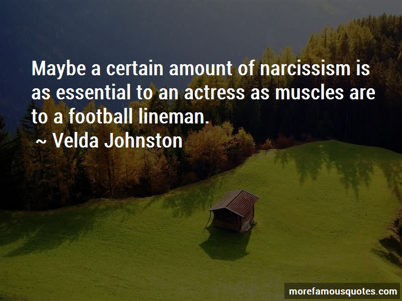 Velda Johnston Quotes Pictures 2