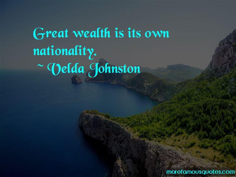 Velda Johnston Quotes Pictures 3