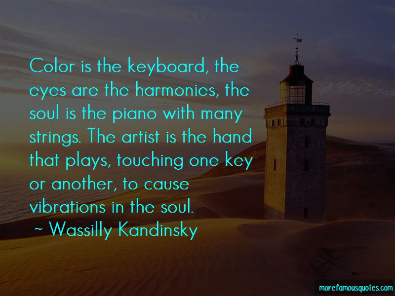 Wassilly Kandinsky Quotes
