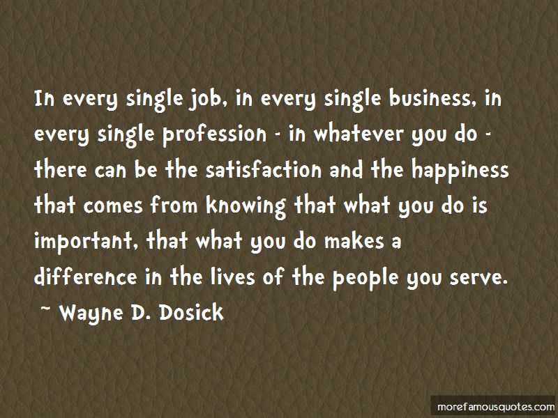 Wayne D. Dosick Quotes