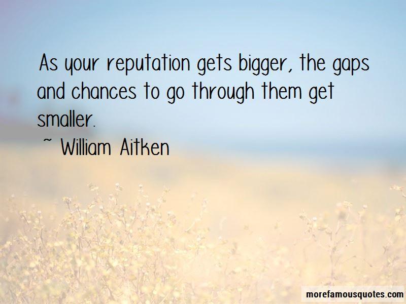 William Aitken Quotes