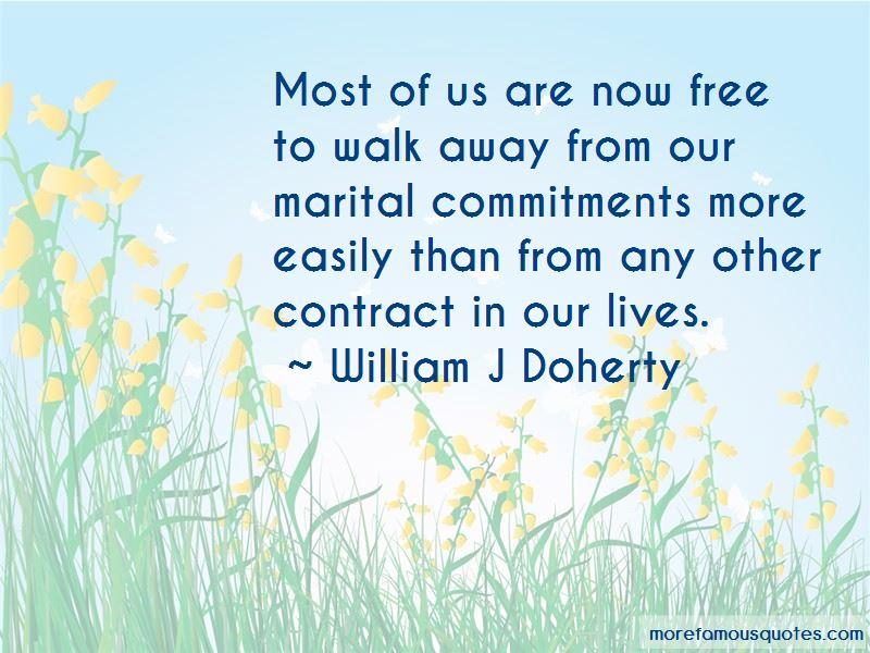 William J Doherty Quotes Pictures 3