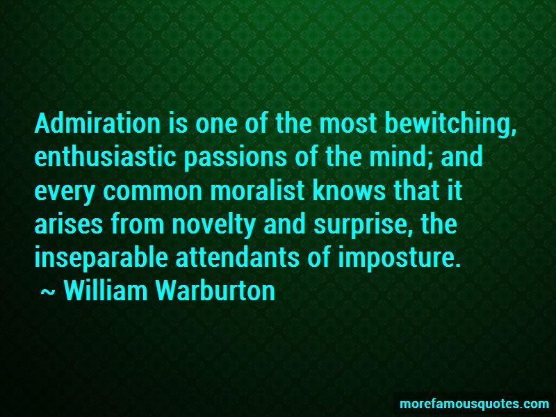 William Warburton Quotes Pictures 2