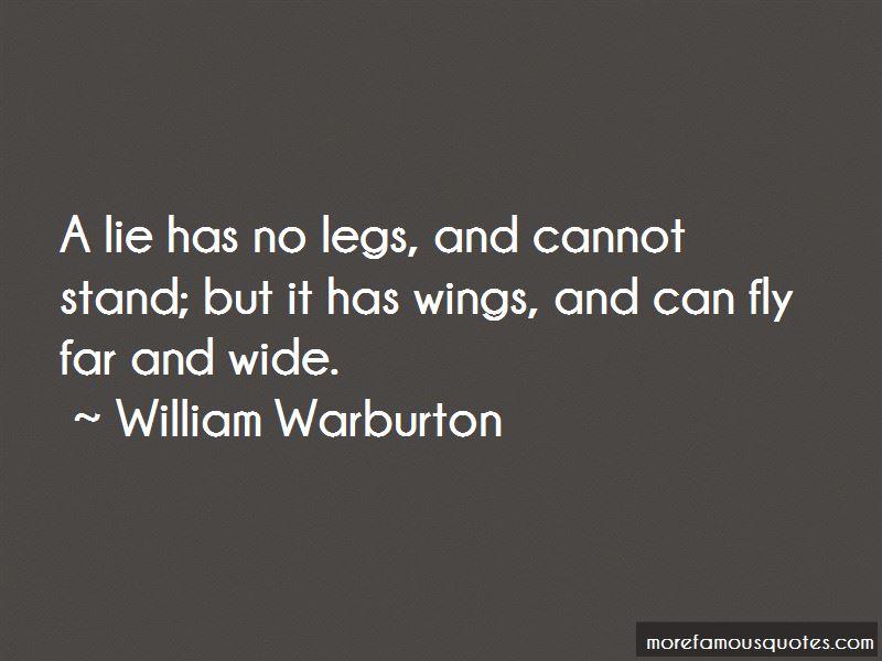 William Warburton Quotes Pictures 3