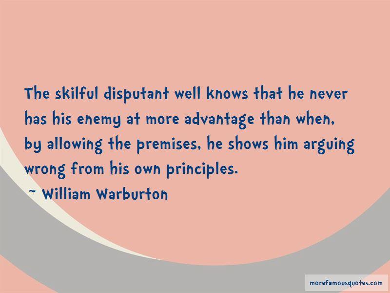 William Warburton Quotes Pictures 4