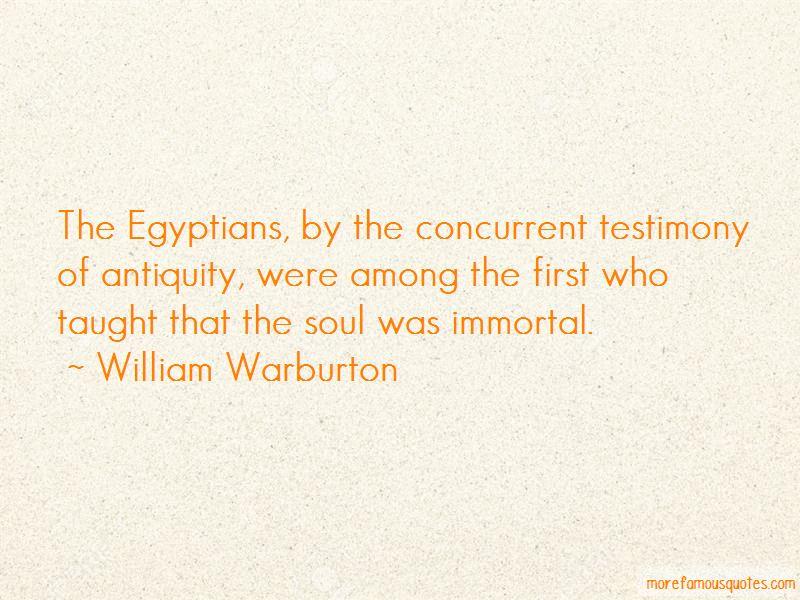 William Warburton Quotes