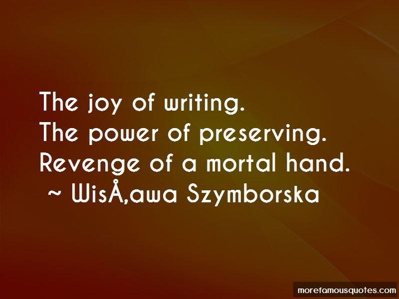 Wisława Szymborska Quotes Pictures 4