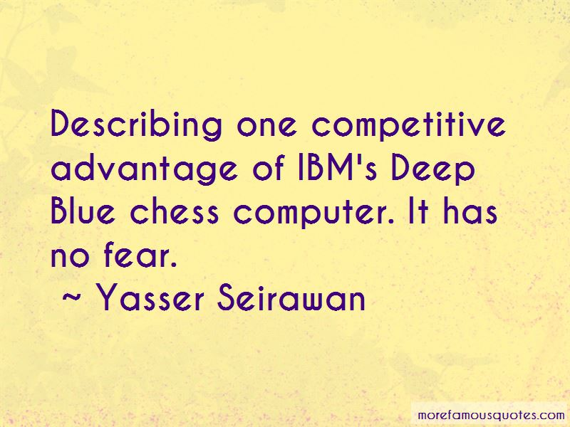 Yasser Seirawan Quotes Pictures 3